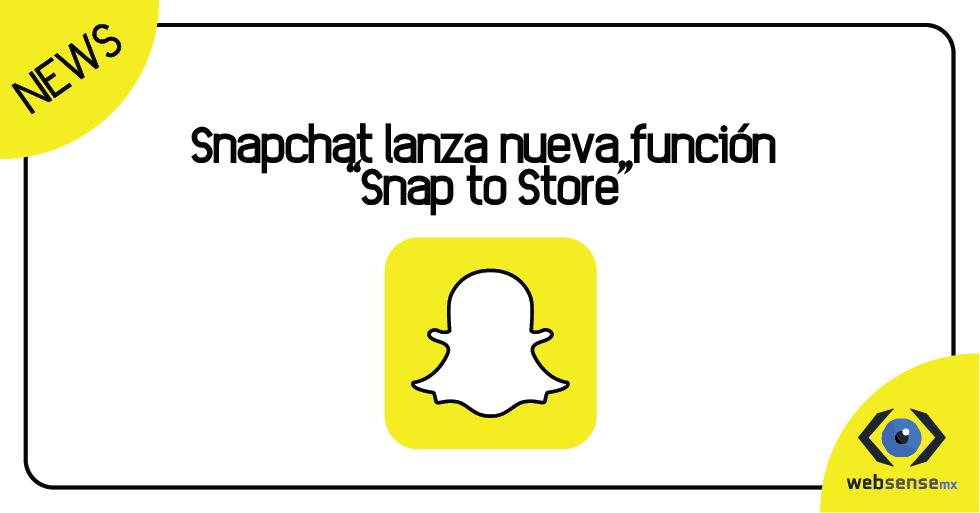 Snapchat-snap-to-store (Demo)